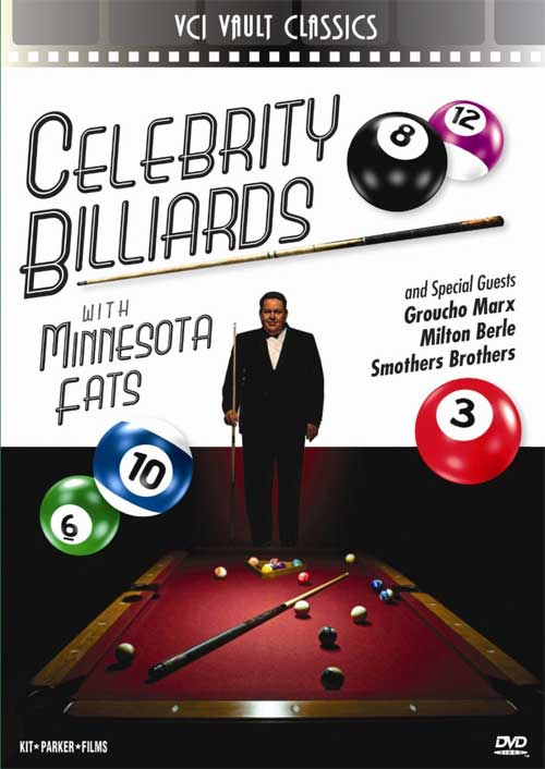 Billiards Game Shows Archives Ball On The Silver Screen - Minnesota fats covington billiard table