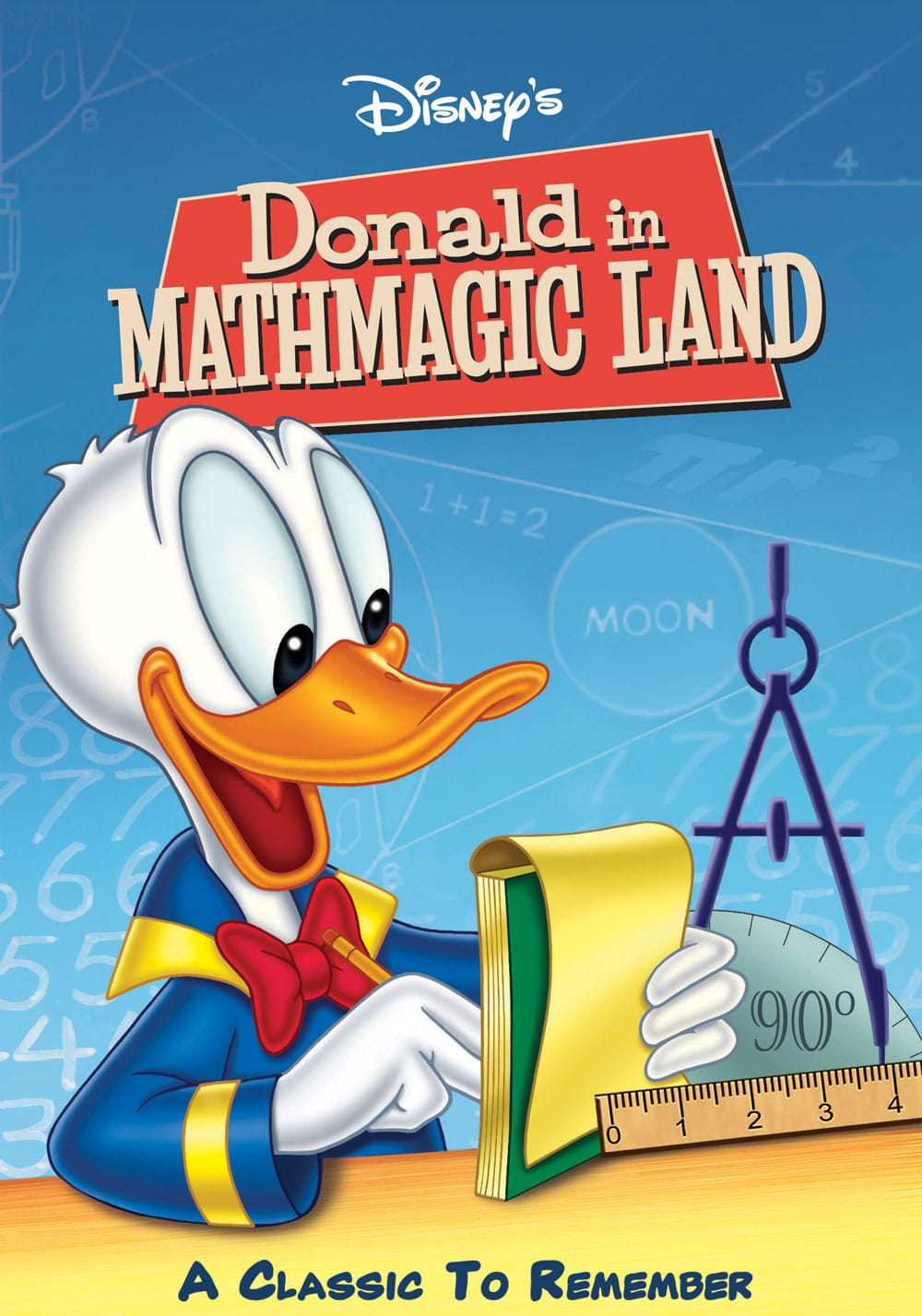 donald duck in mathmagic land essay