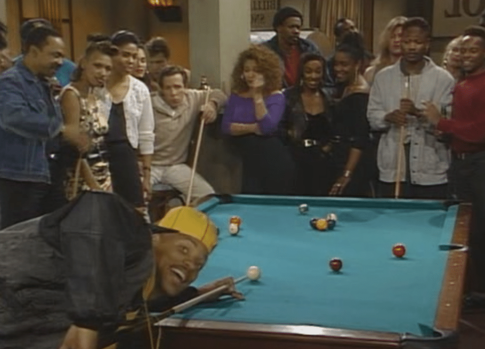 Fresh Prince Philip was the funniest