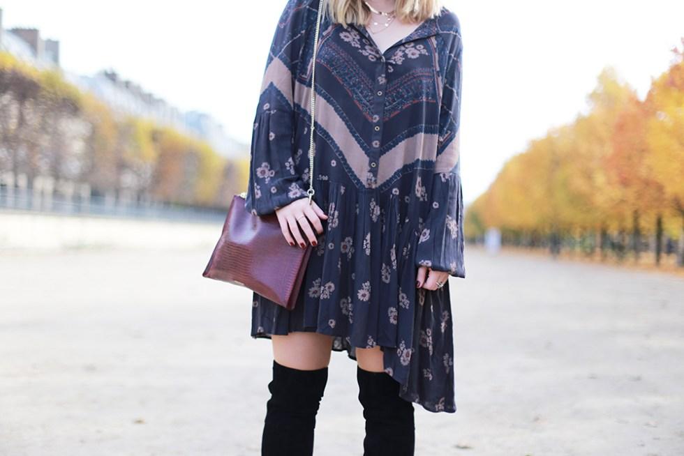 billie-rose-blog-free-people-dress-bohemian-outfit-zalando-paris-8