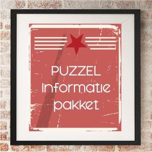 puzzel informatiepakket