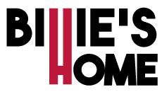 Logo - Billie's Home