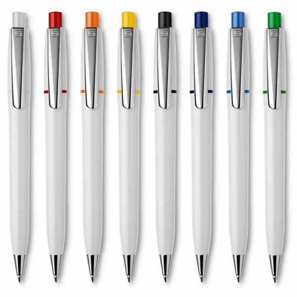 Semyr Chrome i alle 8 farver
