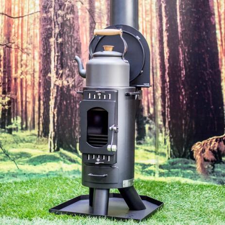 Wood Burning Camp Stove Installation Dorset Amp Hampshire