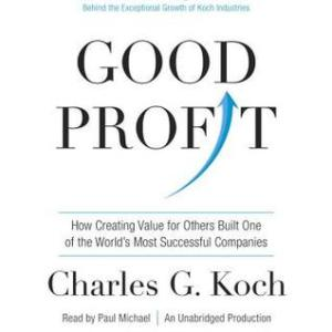 Good Profit- How Creating Value for Others Built One of the World's Most Successful Companies