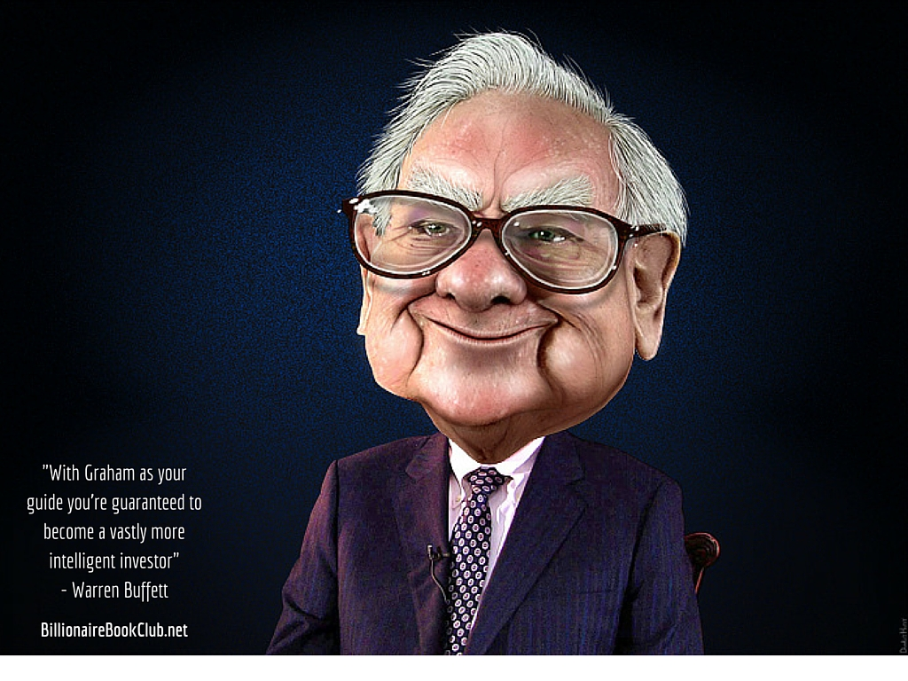 With Graham as your guide you're guaranteed to become a vastly more intelligent investor%22 - Warren Buffett