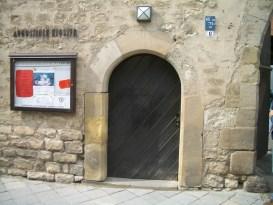 Cloister Gate