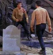 James R Kirk tombstone