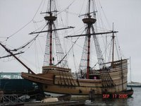 History of Thanksgiving: Mayflower II