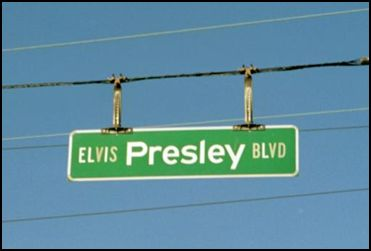 Image result for Tennessee, Highway 51 South renamed Elvis Presley Boulevard.