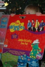 Did Somebody Say Wiggles?