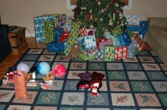 What Santa Left