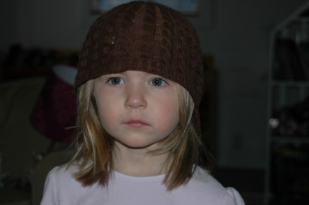 Ada's New Hat