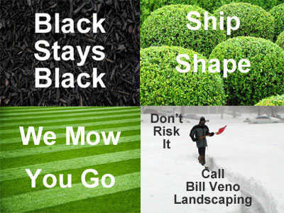 Landscaping and property maintenance in all seasons