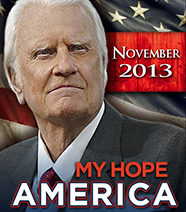 Billy Graham: Real Hope Starts with Prayer