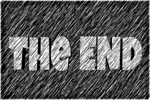 Where does all this end? (Image courtesy of pixabay.com)