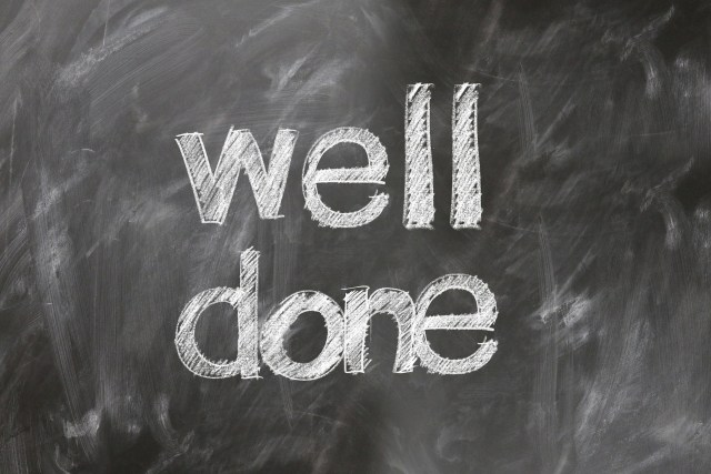 "Will we hear the words ""well done"" when we come to die? (image courtesy of pixabay.com)"