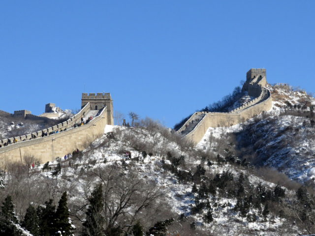 Great Wall of China, Badaling, Beijing, China, Asia