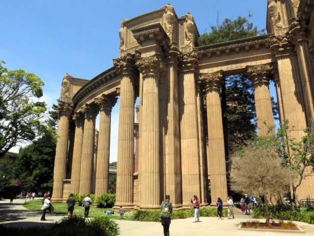 Honorable Mention: Palace of Fine Arts. (Day 5) San Francisco, United States, North America.