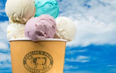 Caroline's Dairy Ice Cream