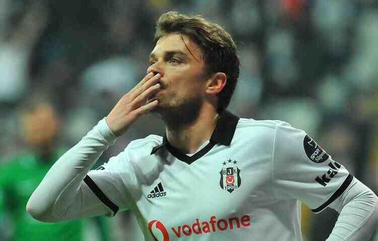 Son Dakika | Beşiktaş'ta Adem Ljajic alarmı! Ocak'ta transfer…