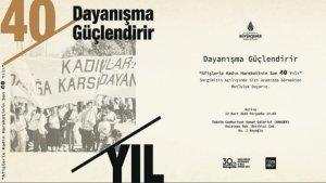 Afişlerle Türkiye'de kadın hareketi