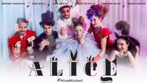'Alice' Müzikali İstanbul'da