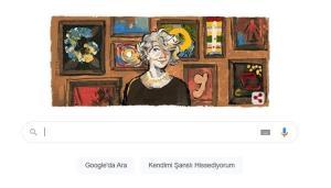 Aliya Berger Google'da Doodle oldu (Aliye Berger kimdir? Aliye Berger esirlerinde işlenen konular nelerdir?)
