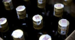 Antalya'da 15.5 ton sahte içki yılbaşı öncesi piyasaya sürülmeden ele geçirildi