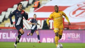 Antalyaspor – Kayserispor maçından görüntüler!