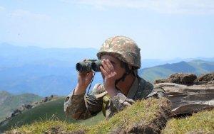 Azerbaycan: Ermenistan ordusu mevzilerini sivil yapılar yanında yerleştiriyor