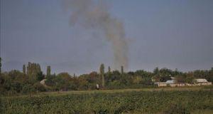 Azerbaycan: Karabağ'da uçağımızın düşürüldüğü iddiası dezenformasyon