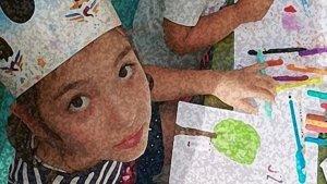 Babil çocukları resim yapmaya çağırıyor