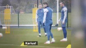 Bale, Son'la 'Karius' diyerek dalga geçti