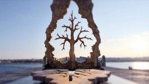'Barış Ağacı' İAAF İstanbul'da