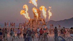 Burning Man Festivali online yapılacak