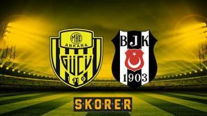 CANLI   Ankaragücü – Beşiktaş