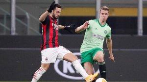 CANLI   Milan – Celtic! Hakan Çalhanoğlu yazdı…