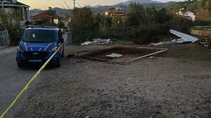Çocuklar, top oynarken oda mezar buldu: Ekipler kazı çalışmasına başladı