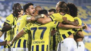 Denizlispor-Fenerbahçe maçının ilk 11'leri