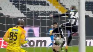 Domagoj Vida'dan Zlatan golü