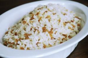 Düdüklü Tencerede Pirinç Pilavı Tarifi