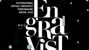 Dünyanın ilk sanal baskıresim bienali açıldı