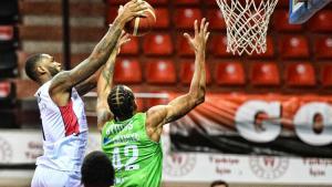Empera Halı Gaziantep Basketbol 84-64 Lokman Tabip Fethiye Belediyespor