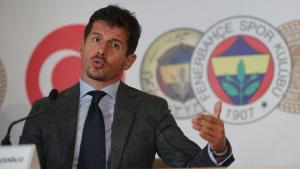 Emre Belözoğlu: Ligi kupayla taçlandıracak takımız