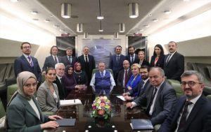 Erdoğan: Bizim İdlib'de karşımızda Rusya yok, rejim var