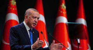 Erdoğan 'Yargının İşine Müdahale Etmek Haddime Değil' Dedi ve Ekledi: 'Demirtaş Gibi Teröristin Hakkını Koruyacak Değiliz'