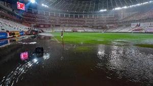 Ertelenen Antalyaspor – Atakaş Hatayspor maçından görüntüler!