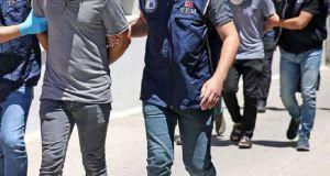 Eylem hazırlığında olduğu belirtilen 4 PKK'lı yakalandı