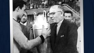 Fenerbahçe'de eski liderlerden Şükrü Saracoğlu anıldı